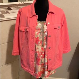 D&Co Top and Jacket
